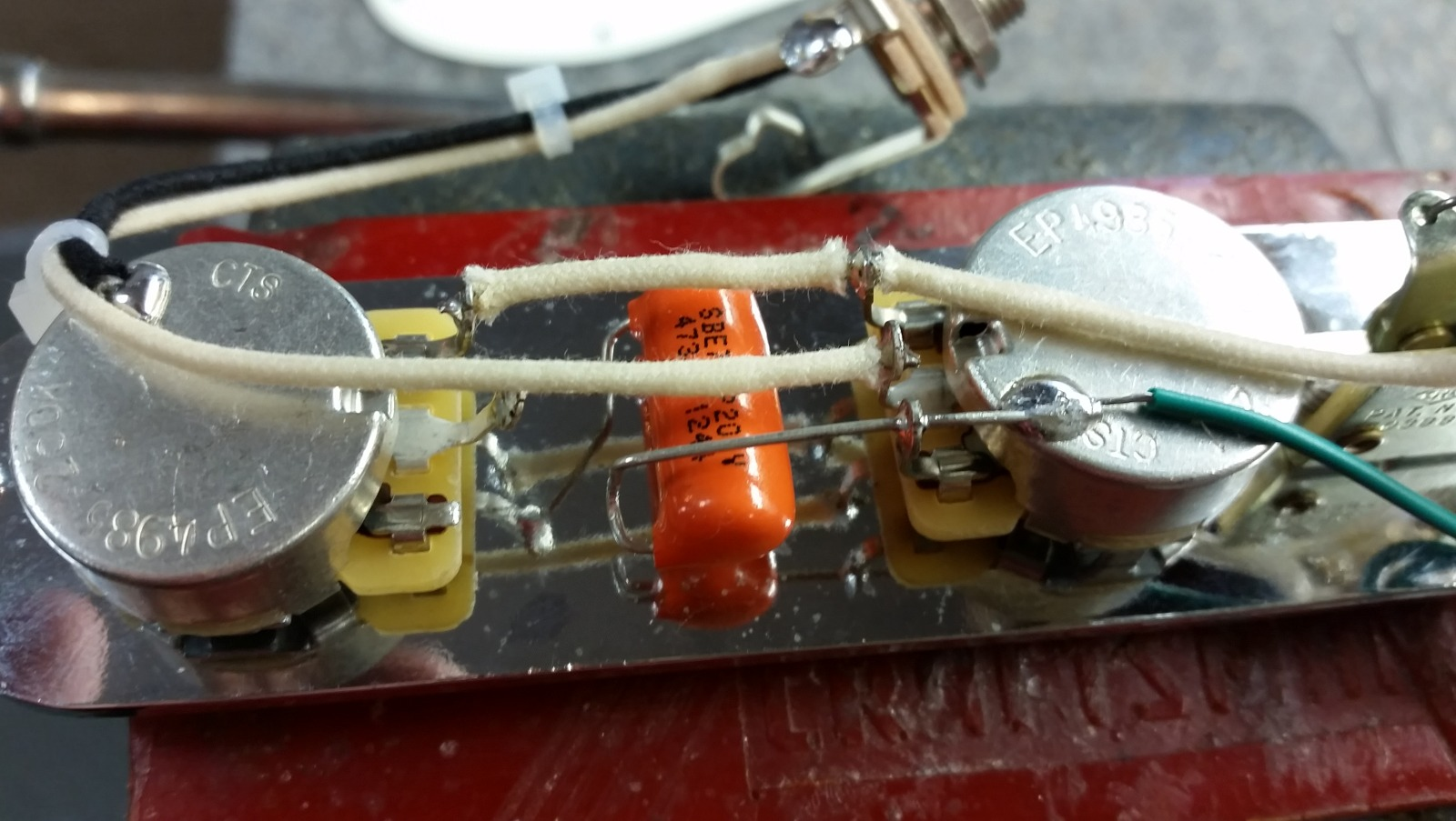 telecaster style wiring solution bill lawrence mod hoagland wiring rh autonomia co