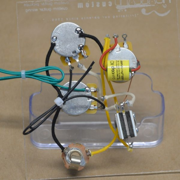 HA FV1b 600x600 flying v wiring harness push pull wiring diagrams les paul wiring harness push pull at highcare.asia